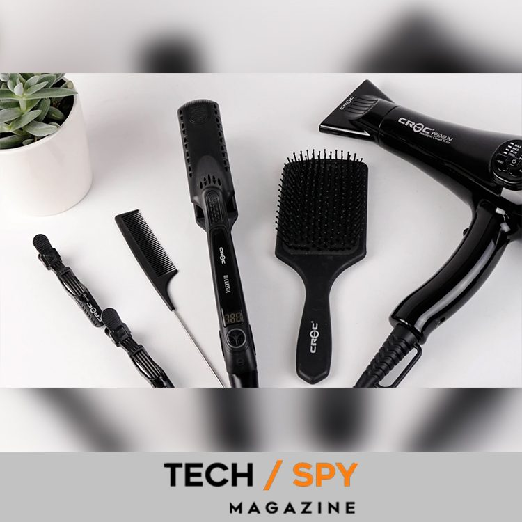HAER featured in Tech Spy Magazine: THE HOTTEST HAIR PRODUCTS AND GADGETS OF THE MOMENT