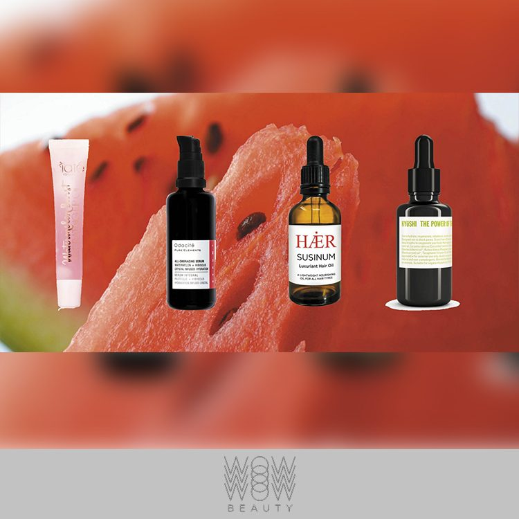 SUSINUM Luxuriant Hair Oil featured on WOW Beauty Ingredients Index: Watermelon Seed Oil